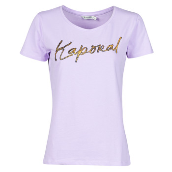 Clothing Women Short-sleeved t-shirts Kaporal PETER Pink