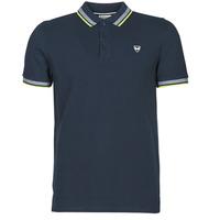 Clothing Men Short-sleeved polo shirts Kaporal RAYOC Marine