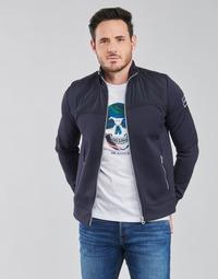 Clothing Men Sweaters Kaporal KAEL Marine