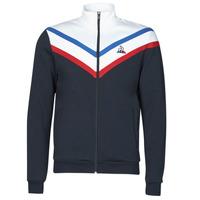 Clothing Men Track tops Le Coq Sportif TRI FZ N°1 M Marine