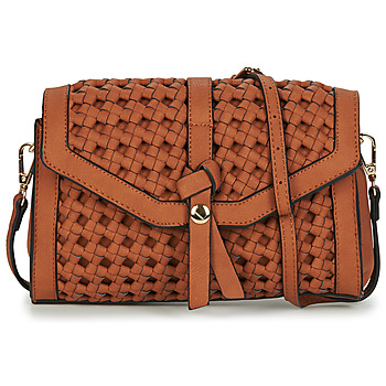 Bags Women Shoulder bags Lollipops HADAMA SHOULDER M Brown