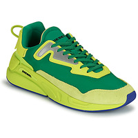Shoes Men Low top trainers Diesel CAMINITY Green