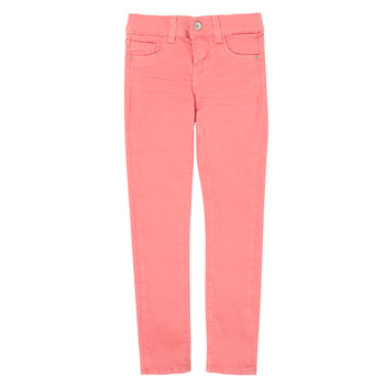 Clothing Girl 5-pocket trousers Name it NKFPOLLY Pink