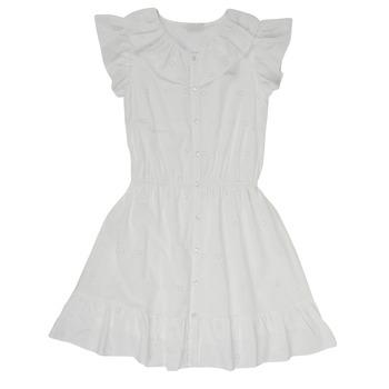 Clothing Girl Short Dresses Name it NKFDORITA White
