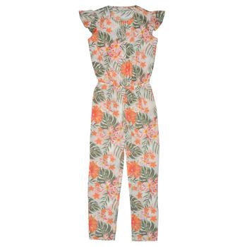Clothing Girl Jumpsuits / Dungarees Name it NKFVINAYA JUMPSUIT Multicolour