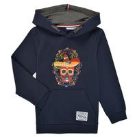 Clothing Boy Sweaters Name it NKMTUMBO Marine