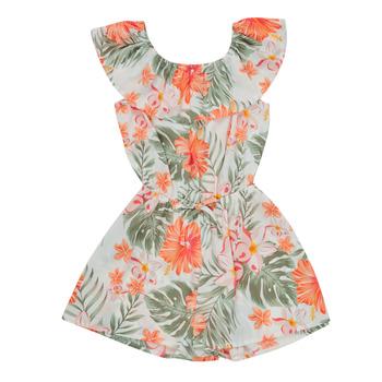 Clothing Girl Jumpsuits / Dungarees Name it NMFVINAYA Multicolour