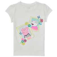 Clothing Girl Short-sleeved t-shirts Name it PEPPAPIG White