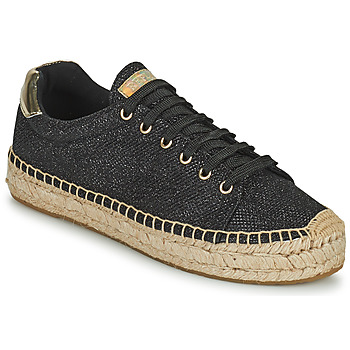 Shoes Women Low top trainers Replay NASH Black