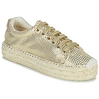 Shoes Women Low top trainers Replay NASH Gold