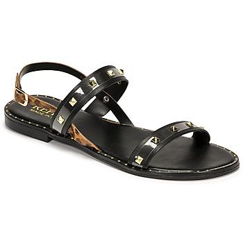 Shoes Women Sandals Replay NAIROBI Black