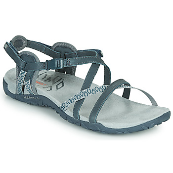 Shoes Women Outdoor sandals Merrell TERRAN LATTICE II Blue
