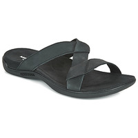 Shoes Women Mules Merrell DISTRICT KANOYA SLIDE Black