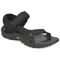 Shoes Men Outdoor sandals Merrell KAHUNA WEB Black