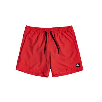 Clothing Boy Trunks / Swim shorts Quiksilver EVERYDAY VOLLEY Red