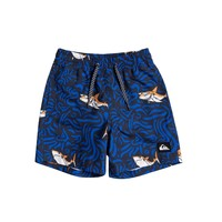 Clothing Boy Trunks / Swim shorts Quiksilver SHARKY VOLLEY BOY Blue