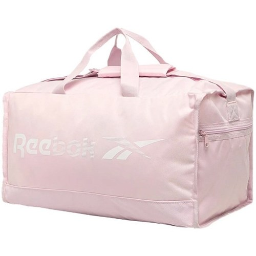 Bags Women Luggage Reebok Sport TE M Grip Bag Pink