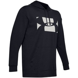 Clothing Men Sweaters Under Armour Sportstyle Hoodie Black