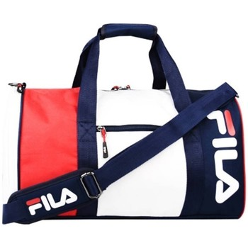 Bags Sports bags Fila Sporty Duffel Bag White, Red, Navy blue