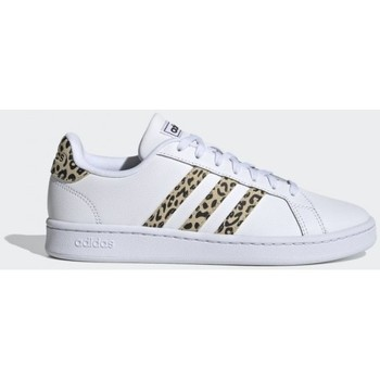 Shoes Women Low top trainers adidas Originals GRAND COURT FW9778 White