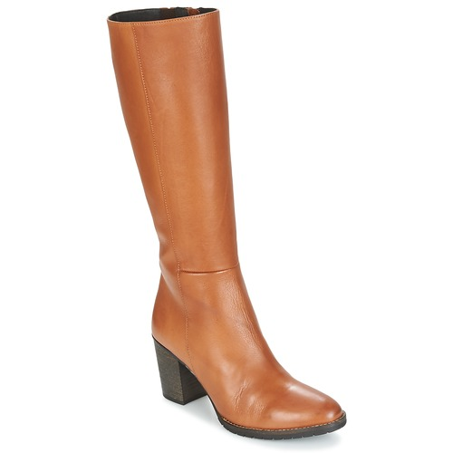 Shoes Women High boots Betty London ISME Camel