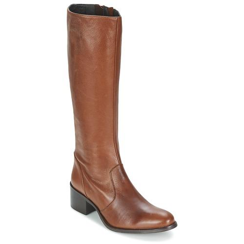 Shoes Women High boots Betty London IROIN Camel