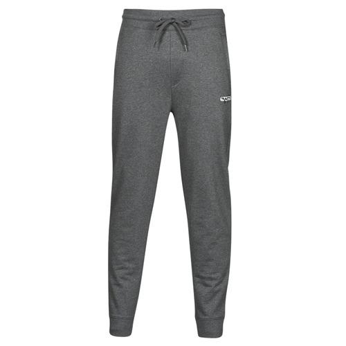 Clothing Men Tracksuit bottoms HUGO DIBEX Grey