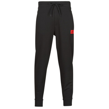 Clothing Men Tracksuit bottoms HUGO DOAK Black