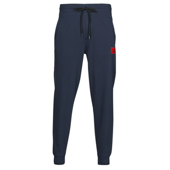 Clothing Men Tracksuit bottoms HUGO DOAK Marine
