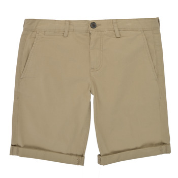 Clothing Boy Shorts / Bermudas Teddy Smith SHORT CHINO Beige