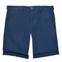 Clothing Boy Shorts / Bermudas Teddy Smith SHORT CHINO Blue