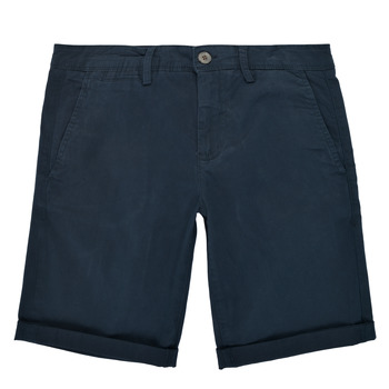 Clothing Boy Shorts / Bermudas Teddy Smith SHORT CHINO Marine