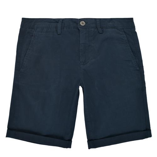 Clothing Boy Shorts / Bermudas Teddy Smith SHORT CHINO Marine