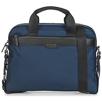 Bags Men Briefcases HUGO LUXOWN S DOC CASE Marine