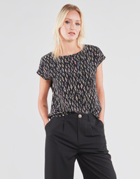Clothing Women Tops / Blouses Molly Bracken P1477BE21 Black