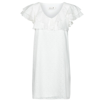 Clothing Women Short Dresses Molly Bracken LA700E21 White