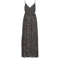Clothing Women Long Dresses Molly Bracken R1480BE21 Black
