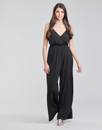 Clothing Women Jumpsuits / Dungarees Molly Bracken N184E21 Black
