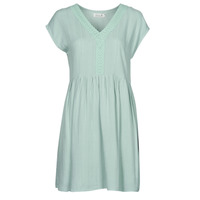 Clothing Women Short Dresses Molly Bracken G801E21 Green / Clear