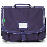 Bags Girl Satchels Tann's ZOE VIOLET CARTABLE 38 CM Purple