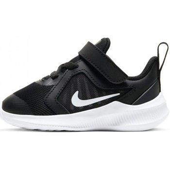 Shoes Children Hi top trainers Nike Downshifter 10 CJ2068 Black