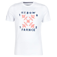 Clothing Men Short-sleeved t-shirts Oxbow N1TOPOR White