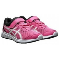 Shoes Children Hi top trainers Asics Ikaia 9 PS 1014A132 Pink