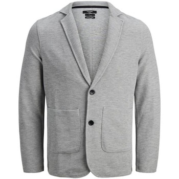Clothing Men Jackets Jack & Jones Blajones 12177111 Grey