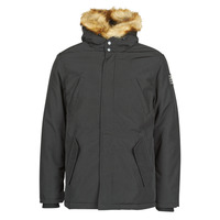 Clothing Men Parkas Schott WASHINGTON Black