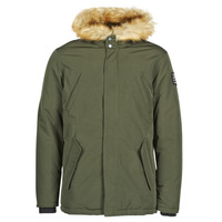 Clothing Men Parkas Schott WASHINGTON Kaki