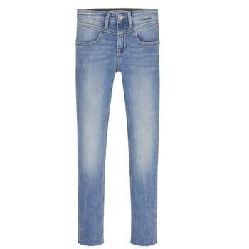 Clothing Girl Skinny jeans Calvin Klein Jeans SOLILA Blue