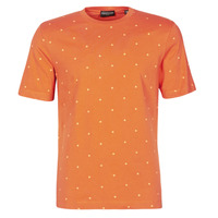 Clothing Men Short-sleeved t-shirts Scotch & Soda 160854 Red