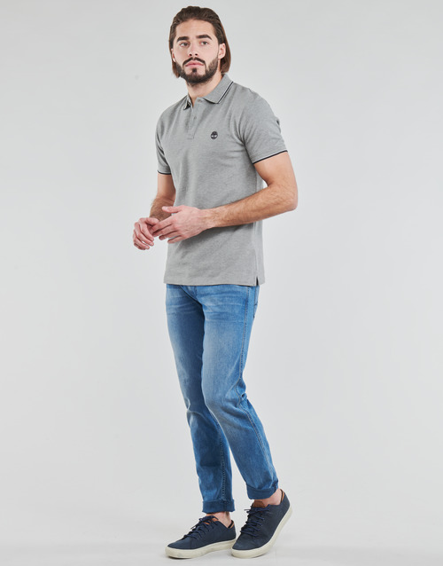 Timberland SS MILLERS RIVER TIPPED PIQUE SLIM