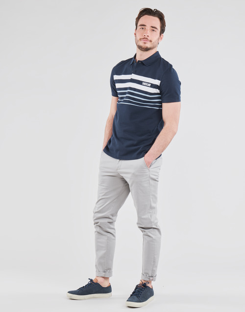 Timberland SS MILLERS RIVER PLACEMENT STRIPE POLO REGULAR